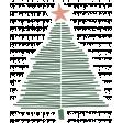 The Good Life - December Elements - Sticker Tree 5