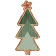 The Good Life - December Elements - Wood Tree 2