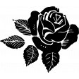 SciFi Stamps - Flower 2 Stamp