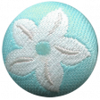 The Good Life: January 2019 Elements Kit - Button Round Fabric Flower 2