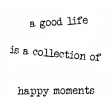 The Good Life - January 2019 - Word Snippet Good Life