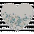 Shaker Pockets Kit - Beads - Heart Filled