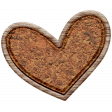 The Good Life: February Elements - Wooden Heart 4