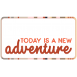 Wild Child Words & Tags - Word Art Tag Today Is A New Adventure