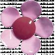 The Good Life: February Elements - flower 4