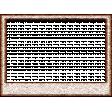 Desert Spring Elements: cork frame