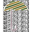 Umbrella Weather Mini Kit - Enamel Umbrella 2