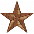 Umbrella Weather Mini Kit - Wood Star