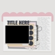 Layout Template Kit #45 - Layout D