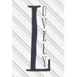 The Good Life: June 2019 Journal Me - 4x6 vertical lovely