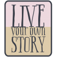 The Good Life: June 2019 Words & Tags Kit - live your own story