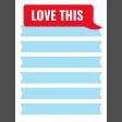Journal Card Templates Kit #2 - Q 3x4