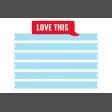 Journal Card Templates Kit #2 - q 4x6