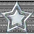 1000 Star - Metallic 2