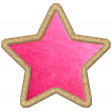 The Good Life - August 2019 Elements - Chipboard Star 2