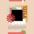 Layout Templates Kit #49: Layout Template 49A