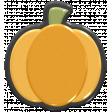 October 31 Elements Kit - plastic pumpkin