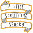 October 31 Words & Labels Kit: label a little something spooky