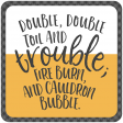 October 31 Words & Labels Kit: label double double 2