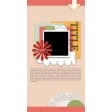Travelers Notebook Layout Templates - Kit #1 - Template 01A