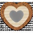 Templates Grab Bag Kit #26 - heart 2