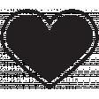 Templates Grab Bag Kit #28 - Shape heart 2