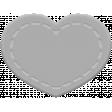 Templates Grab Bag Kit #28 - Rubber heart 1