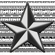 Templates Grab Bag Kit #28 - Rubber star