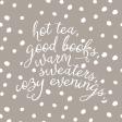 The Good Life: November 2019 Pocket Cards Kit - cozy list 4x4