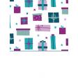 The Good Life: December 2019 Hanukkah Journal Me Kit - Pocket Card 5 3x4