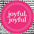 The Good Life: December 2019 Christmas Labels & Words Kit - label joyful joyful