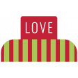 The Good Life: December 2019 Christmas Labels & Words Kit - label love