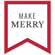 The Good Life: December 2019 Christmas Labels & Words Kit - label make merry