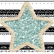 The Good Life: December 2019 Hanukkah Elements Kit - glitter star 2