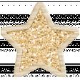 The Good Life - December 2019 Mini Kit - Glitter Star Gold