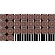 The Good Life: January 2020 Alphas Kit - Alpha 21 brown
