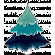 The Good Life - December 2019 Elements - Enamel Tree 1