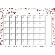 The Good Life: January 2020 Calendars Kit - 1 Calendar 5x7 blank