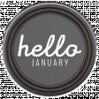 The Good Life: January 2020 Elements Kit- flair 1