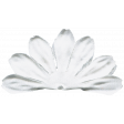 The Good Life: January 2020 Elements Kit - flower 2 white