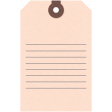 The Good Life: January 2020 Elements Kit - tag texture 1