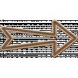 The Good Life: January 2020 Mini Kit - arrow gray
