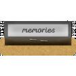 Clear Tabs Kit: clear tab - memories