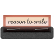 Clear Tabs Kit: clear tab - reason to smile