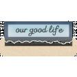 Clear Tabs Kit: Clear Tab - good life