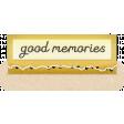 Clear Tabs Kit: Clear Tab - good memories