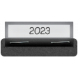 Clear Calendar Tabs Kit - clear tab 2023