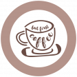 The Good Life - January 2020 Lables & Words - First Coffee