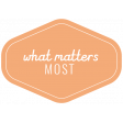 The Good Life - January 2020 Lables & Words - Label What Matters Most