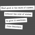 The Good Life - January 2020 Lables & Words - Word Strip Summer And Winter